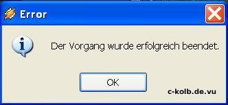 Windows Lustiges C Kolb