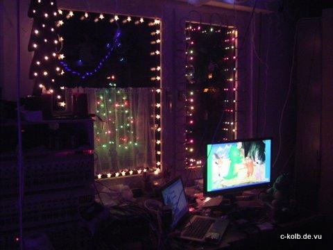 Weihnachtsbeleuchtung 2010 c kolb - Weihnachtsbeleuchtung fenster kabellos ...